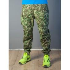 Мужские штаны-карго 1828 комуфлированые